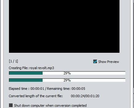 iSkysoft Video to Audio Converter Ekran Görüntüleri - 1
