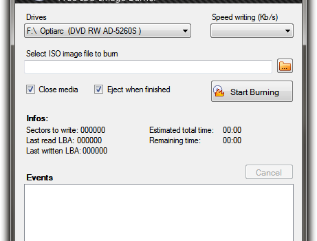 ISOburn.org Ekran Görüntüleri - 1