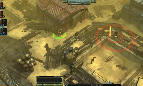 Jagged Alliance Online Ekran Görüntüleri - 5