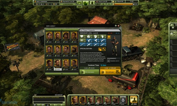 Jagged Alliance Online Ekran Görüntüleri - 1