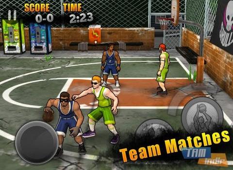 Jam City Basketball Ekran Görüntüleri - 6