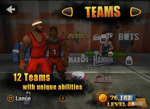 Jam City Basketball Ekran Görüntüleri - 4