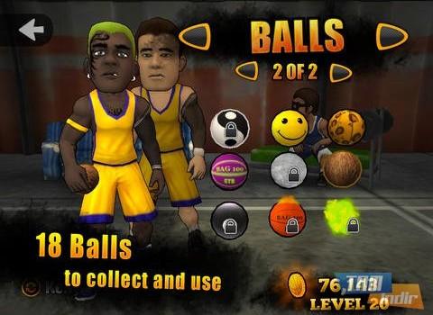 Jam City Basketball Ekran Görüntüleri - 3
