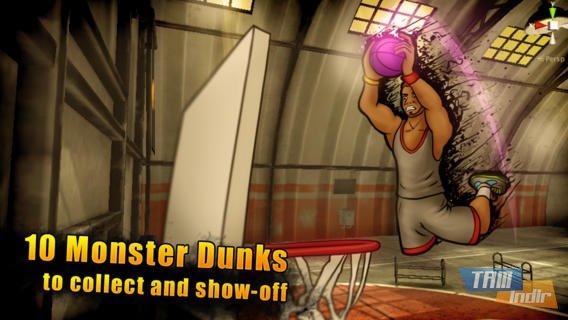 Jam City Basketball Ekran Görüntüleri - 2