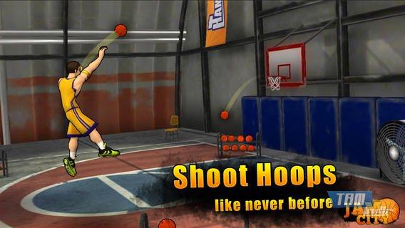 Jam City Basketball Ekran Görüntüleri - 1