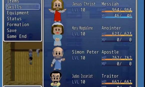 Jesus Christ RPG Trilogy Ekran Görüntüleri - 2