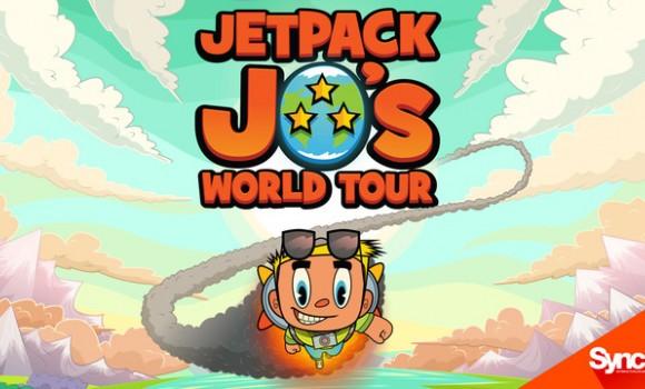 Jetpack Jo's World Tour Ekran Görüntüleri - 4