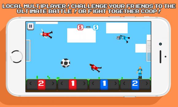 Jetpack Soccer Ekran Görüntüleri - 4