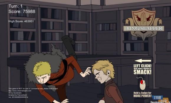 Joffrey Tokatlama Oyunu Ekran Görüntüleri - 2