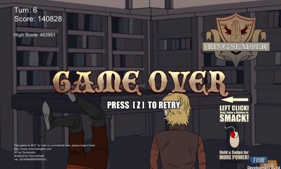 Joffrey Tokatlama Oyunu Ekran Görüntüleri - 1