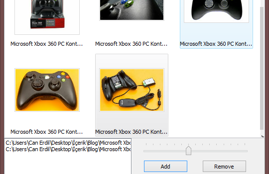 JPG to PDF Converter Ekran Görüntüleri - 2