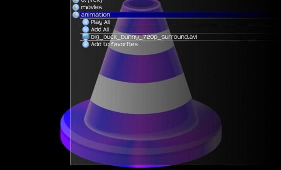 JuceVLC Ekran Görüntüleri - 5