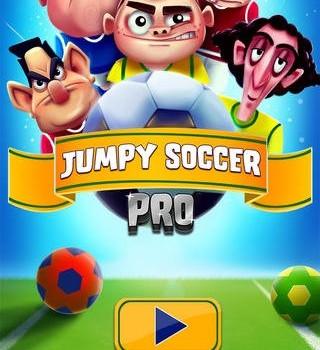 Jumpy Soccer Pro Ekran Görüntüleri - 5