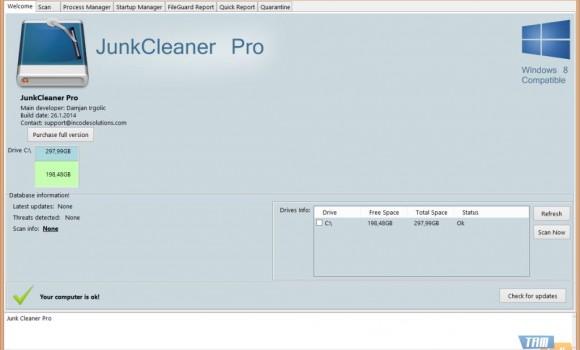 JunkCleaner Pro Ekran Görüntüleri - 4