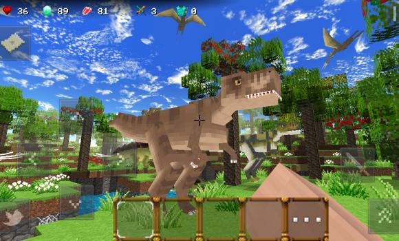 Jurassic Craft Ekran Görüntüleri - 1