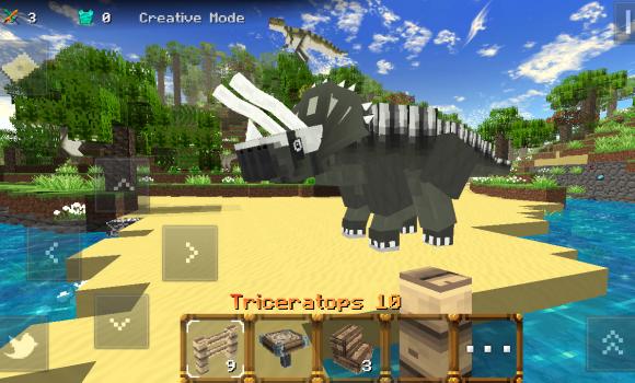 Jurassic Craft Ekran Görüntüleri - 2