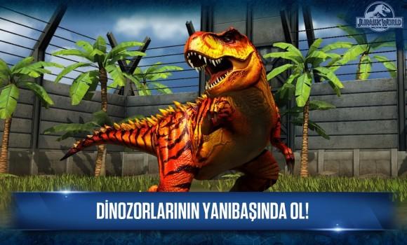 Jurassic World: The Game Ekran Görüntüleri - 1
