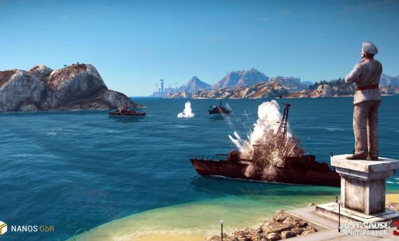 Just Cause 3: Multiplayer Mod Ekran Görüntüleri - 5