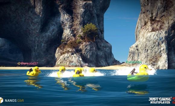 Just Cause 3: Multiplayer Mod Ekran Görüntüleri - 2