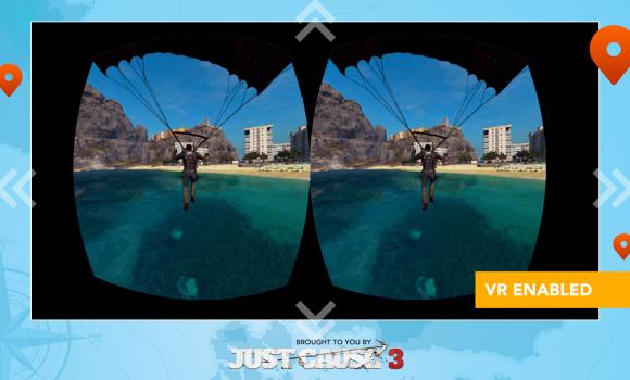 Just Cause 3: WingSuit Experience Ekran Görüntüleri - 1