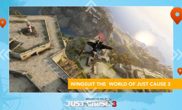 Just Cause 3: WingSuit Experience Ekran Görüntüleri - 5