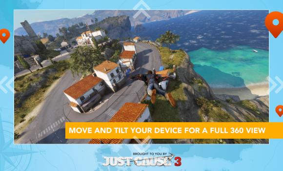 Just Cause 3: WingSuit Experience Ekran Görüntüleri - 4