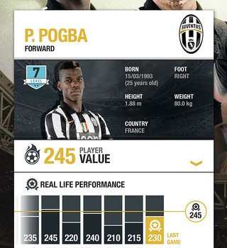 Juventus Fantasy Manager 2015 Ekran Görüntüleri - 3