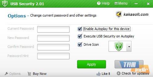 Kaka USB Security Ekran Görüntüleri - 1