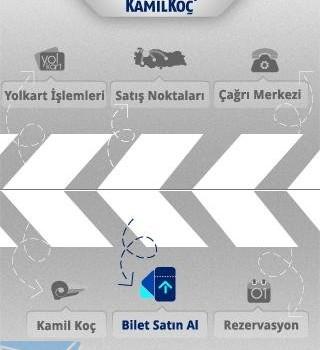 Kamil Koç Mobil Ekran Görüntüleri - 8