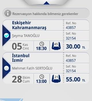 Kamil Koç Mobil Ekran Görüntüleri - 7