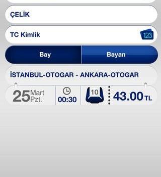 Kamil Koç Mobil Ekran Görüntüleri - 1