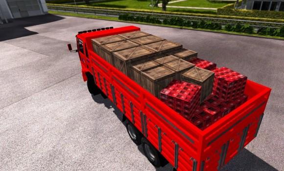 Kamyon Simülasyonu Yük Taşıma Ekran Görüntüleri - 7