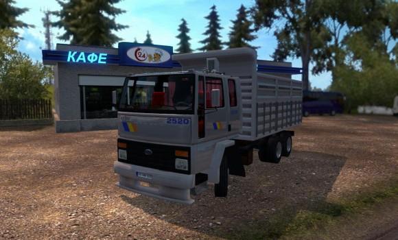 Kamyon Simülasyonu Yük Taşıma Ekran Görüntüleri - 5