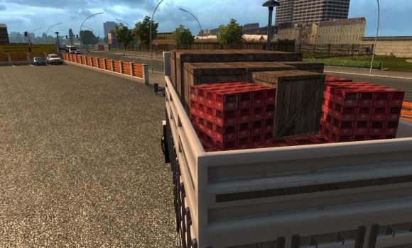 Kamyon Simülasyonu Yük Taşıma Ekran Görüntüleri - 3