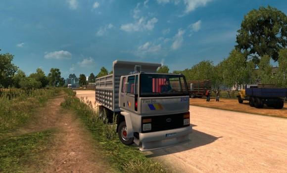 Kamyon Simülasyonu Yük Taşıma Ekran Görüntüleri - 1