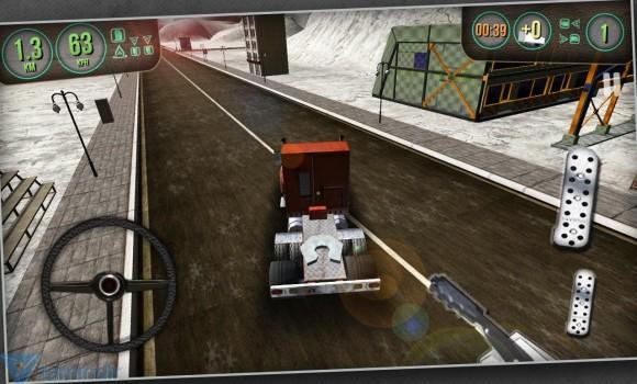 Kamyon Tır Simulatörü 3D 2014 Ekran Görüntüleri - 3