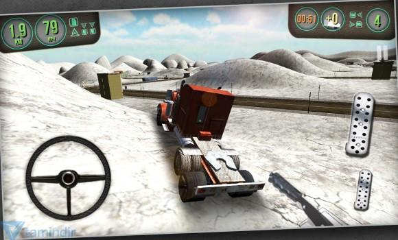 Kamyon Tır Simulatörü 3D 2014 Ekran Görüntüleri - 2