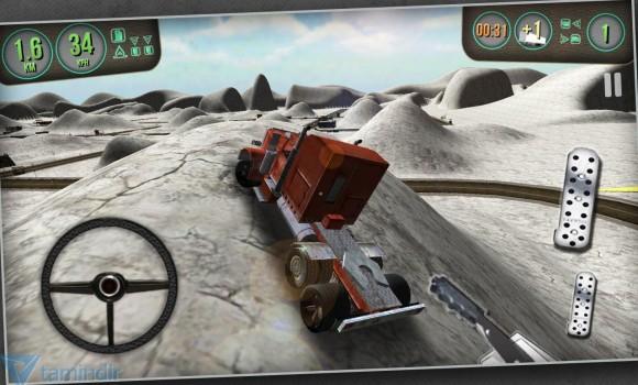 Kamyon Tır Simulatörü 3D 2014 Ekran Görüntüleri - 1