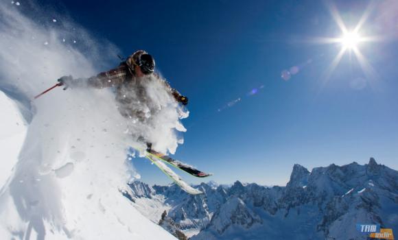 Kar Sporları Teması Ekran Görüntüleri - 2