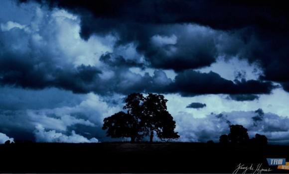 Karanlık Gökyüzü Teması Ekran Görüntüleri - 3