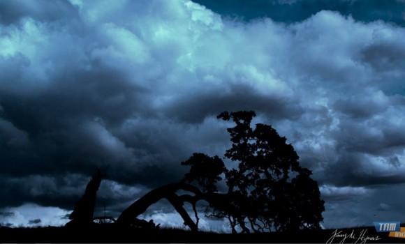 Karanlık Gökyüzü Teması Ekran Görüntüleri - 2