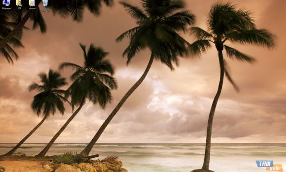 Karayip Kıyıları Teması Ekran Görüntüleri - 1