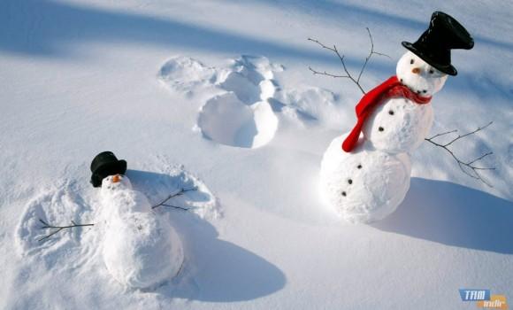 Kardan Adamlar Teması Ekran Görüntüleri - 2