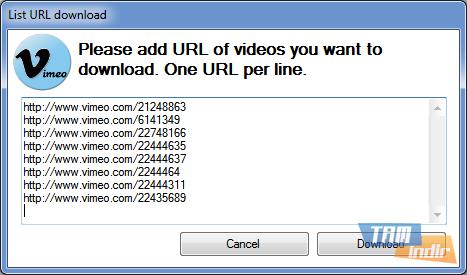 Kastor - Free Vimeo Downloader Ekran Görüntüleri - 1