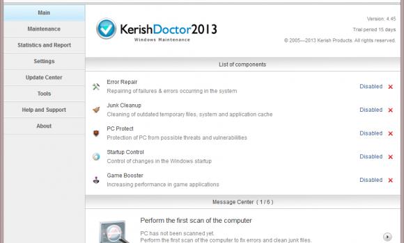 Kerish Doctor Ekran Görüntüleri - 2