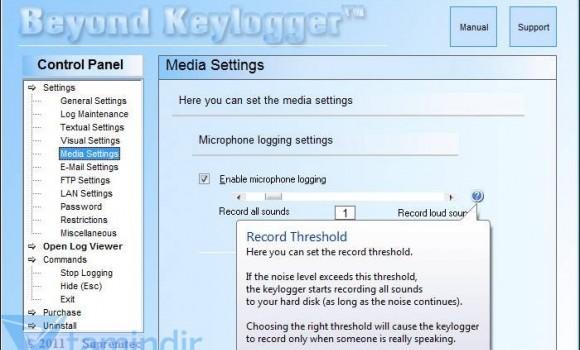 Keylogger Ekran Görüntüleri - 4