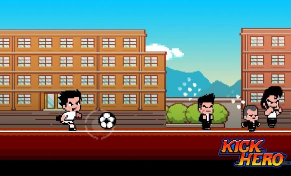 Kick Hero Ekran Görüntüleri - 1