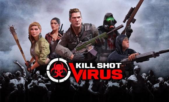 Kill Shot Virus Ekran Görüntüleri - 1