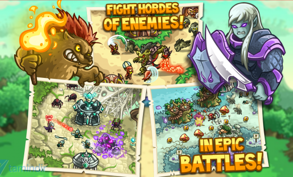 Kingdom Rush Origins Ekran Görüntüleri - 2