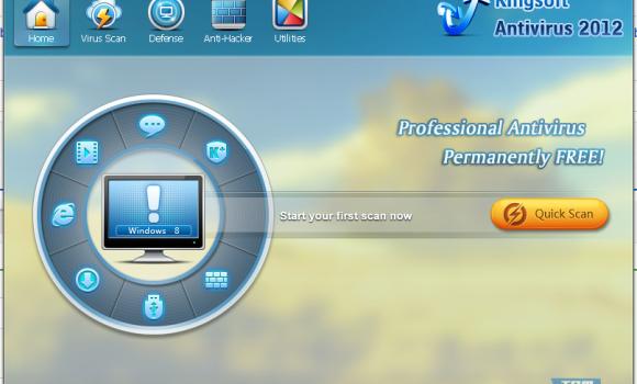 Kingsoft Antivirus Ekran Görüntüleri - 5